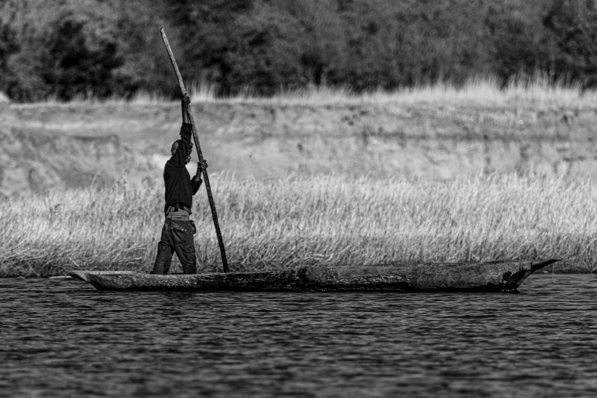 fishermanB&W